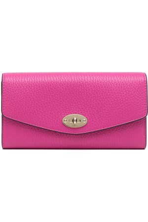 MULBERRY Darley grained leather wallet