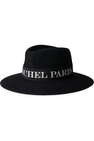 Le Mont St Michel Women Hats - Charles logo trim hat