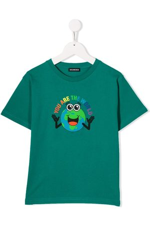 Balenciaga You Are The World T-shirt