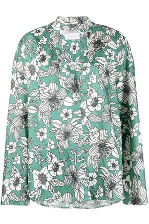 CHRISTIAN WIJNANTS Women Tops - Tumas floral print shirt