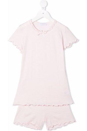 Story Loris Girls Short Sleeve - Short-sleeved modal pajama set