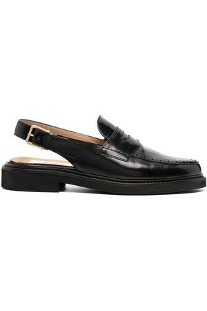 Thom Browne Slingback penny loafer