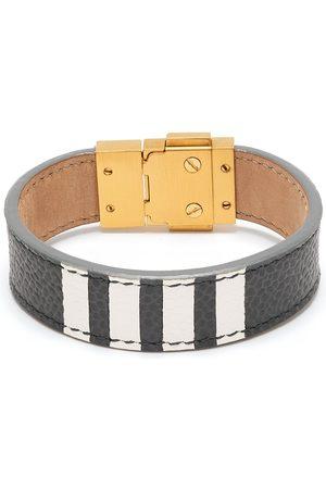 Thom Browne 4-Bar stripe bracelet