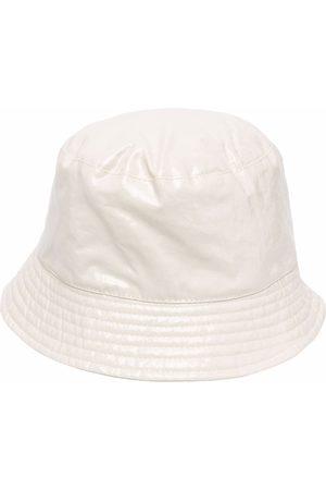 Isabel Marant Women Hats - Logo-embroidered bucket hat