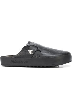 MISBHV Leather home shoes