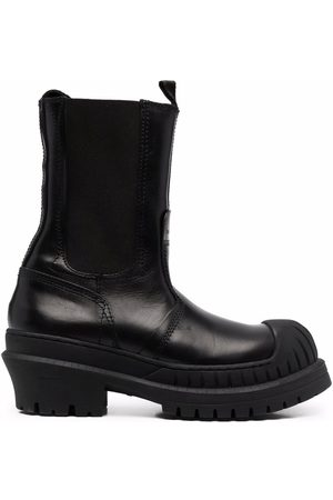Acne Studios Panelled ankle boots