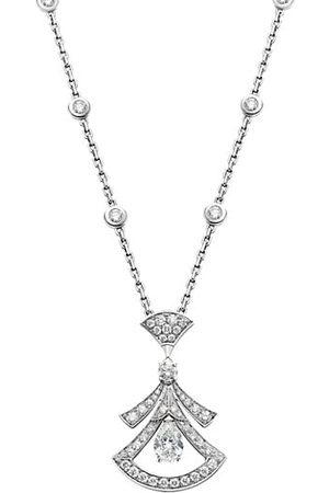 Bvlgari Necklaces - Divas' Dream 18K & Diamond Pendant Necklace