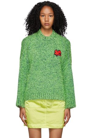Charles Jeffrey Loverboy Lambswool Texture Sweater