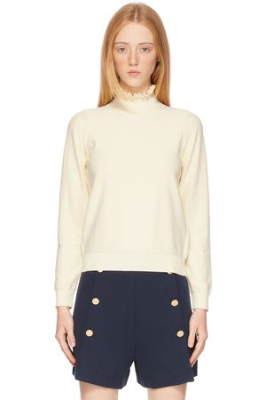 See by Chloé Off- Victorian Turtleneck
