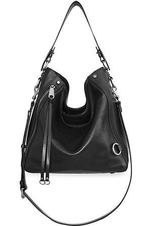 Rebecca Minkoff Handbags - Mab Leather Hobo Bag