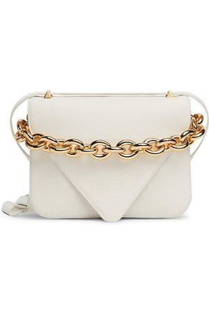 Bottega Veneta Handbags - Small Germain Chain Leather Crossbody Bag