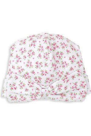 Kissy Kissy Girls Hats - Baby Girl's Petite Paradise Novelty Print Hat