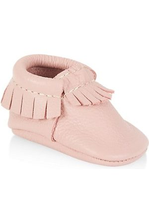 Freshly Picked Baby Girl's Slip-On Moccasin Boot