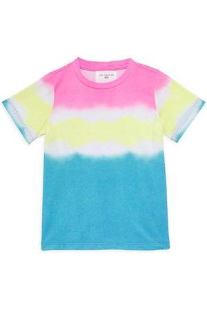 Sol Angeles Little Girl's & Girl's Pop Colorblock T-Shirt