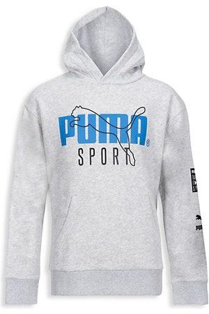 Puma Boys Jumpers - Boy's TFS Fleece Pullover Hoodie