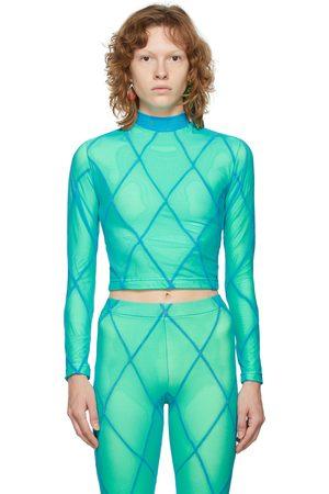 Marshall Columbia SSENSE Exclusive & Diamond Seam Long Sleeve T-Shirt