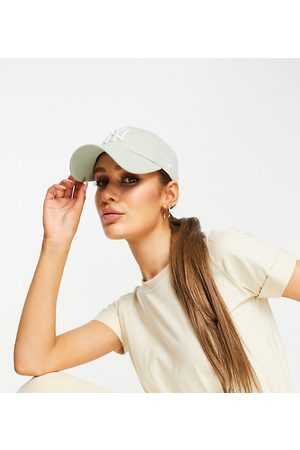 new era Exclusive 9Forty NY cap in sage