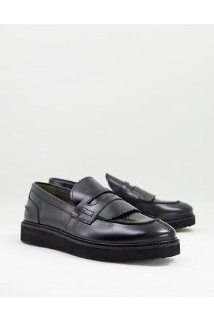 Bolongaro Trevor Fringing loafers