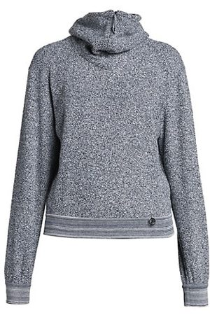 Armani Women Jumpers - Boucle Jersey Pullover Sweater