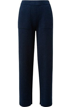 AKRIS Cashmere Straight-Leg Pants