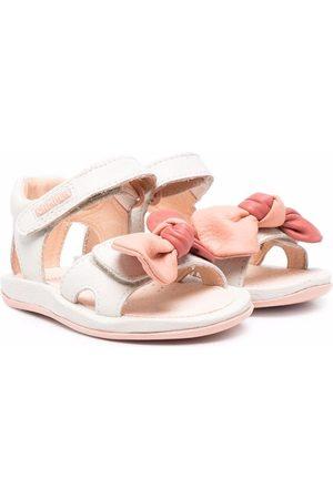 Camper Bow-detail sandals