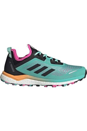 adidas performance Adidas Outdoors Terrex Agravic trainers in turquoise