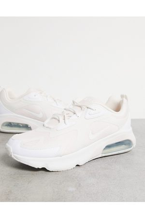 Nike Air Max 200 trainers in and pink