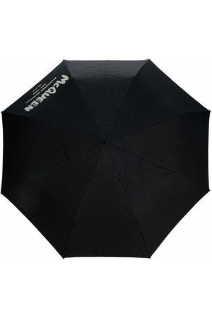 Alexander McQueen Logo-print umbrella