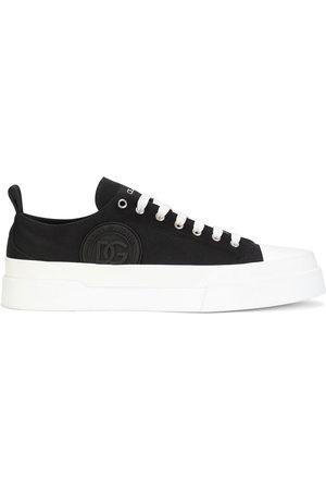 Dolce & Gabbana Portofino low-top canvas sneakers