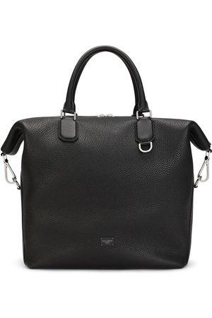 Dolce & Gabbana Men Luggage - Soft leather holdall