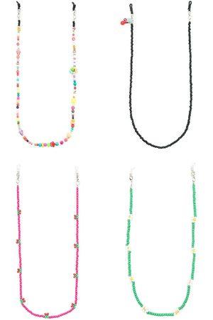 AMIR SLAMA Set of four multi-function straps