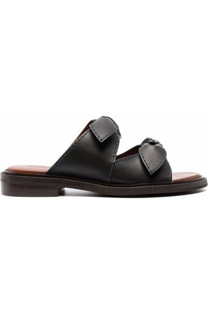 See by Chloé Kamilla leather mules
