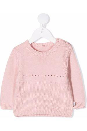 Stella McCartney Poodle intarsia knit jumper