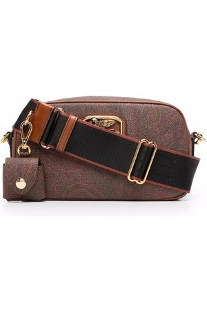 Etro Paisley-print satchel bag