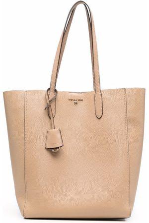 Michael Kors Sinclair leather tote bag