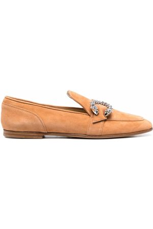 Jimmy Choo Mani suede loafers