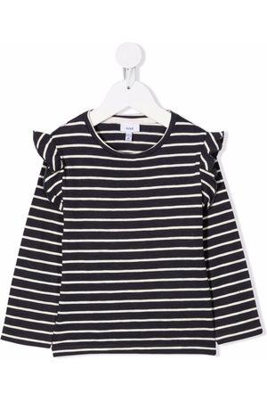 KNOT Sakiko ruffle-trim T-shirt