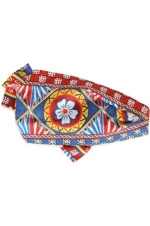 Dolce & Gabbana Graphic-print headband