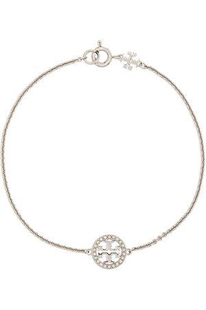 Tory Burch Miller crystal-embellished bracelet