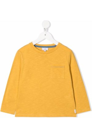 KNOT Hokusai chest-pocket T-shirt