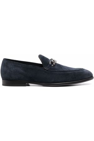 Jimmy Choo Marti suede loafers