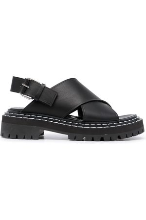 Proenza Schouler Lug Sole sandals