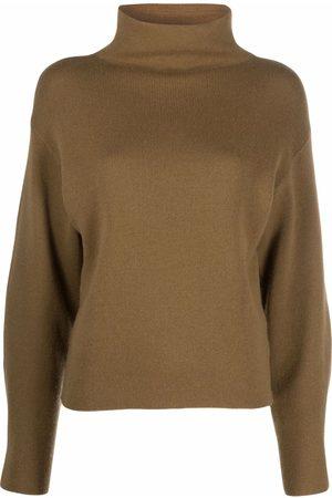 Vince Fine-knit high-neck jumper