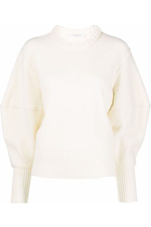 Serafini Exaggerated-sleeve jumper