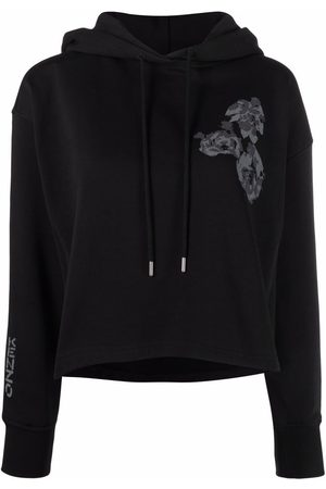 Kenzo Cropped pullover hoodie