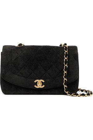CHANEL 1992 small Diana shoulder bag