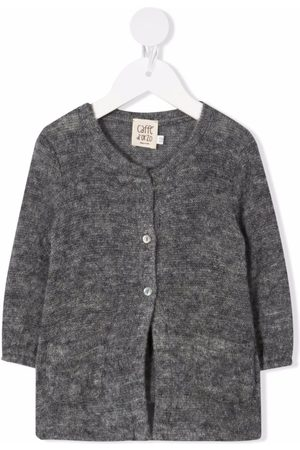Caffe' D'orzo Baby Cardigans - Bice buttoned cardigan