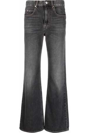 Isabel Marant Women Bootcut & Flares - High-rise flared jeans