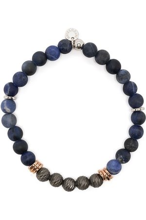 Tateossian Stonehenge beaded bracelet