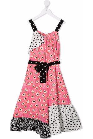 RASPBERRY PLUM Girls Jumpsuits - Tyra floral print jumpsuit